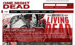 Screenshot of One Night Dead
