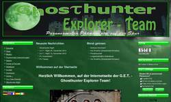 Screenshot of Ghosthunter Explorer Team