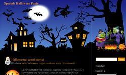 Screenshot of Speciale Halloween Party