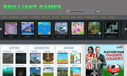 Screenshot of Arcade brilliant games for boys