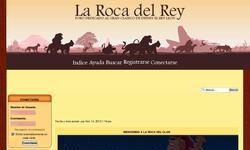 Screenshot of La Roca del Rey