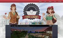 Screenshot of Toro League - Pokémon Minecraft RP