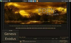 Screenshot of Eden: After Earth