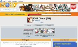 Screenshot of KHR Chaos [BR]