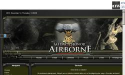 Screenshot of Oblivion clan CoD 2