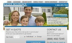 Screenshot of Health Insurance For Kids