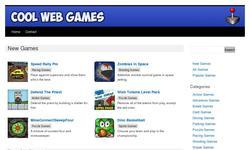 Screenshot of Cool Games