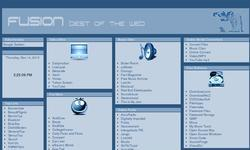 Screenshot of Fusion