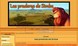 Screenshot of Las praderas de Simba