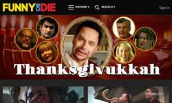 Screenshot of Funny Or Die.com
