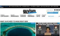 Screenshot of Guyism