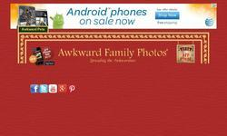 Screenshot of Awkward Family Photos