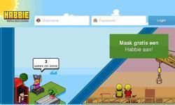 Screenshot of Habbie :: De plek voor jou!