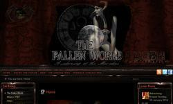Screenshot of The Fallen World