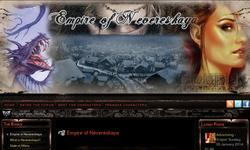 Screenshot of Empire of Nevereskaya