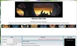 Screenshot of Warrior Clan Cats