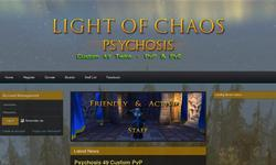 Screenshot of Light of Chaos - Psychosis Custom 49 Twink