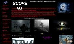 Screenshot of SCOPE NJ