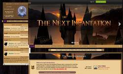 Screenshot of The Next Incantation