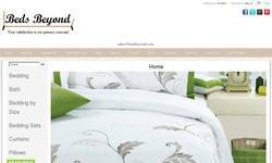 Screenshot of Beds Beyond