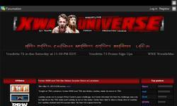 Screenshot of XWA UNIVERSE