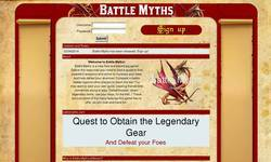 Screenshot of Battle Myths