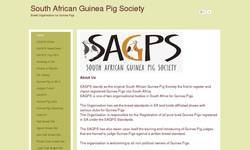 Screenshot of South African Guinea Gig Society