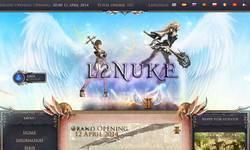 Screenshot of L2Nuke x100 Interlude