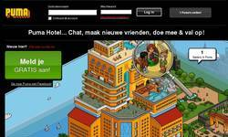 Screenshot of Pumahotel