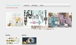 Screenshot of Pamper Me Place and Bayou Bath and Body
