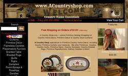 Screenshot of Country Essentials ~ A Country Shop