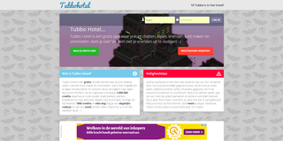 Screenshot of Tubbo Hotel
