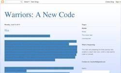 Screenshot of Warriors: A new Code