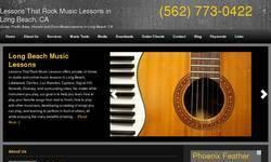 Screenshot of Lessons That Rock