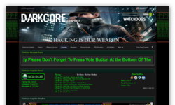 Screenshot of Darkcore-Graphics