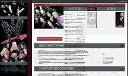 Screenshot of World Wrestling Entertainment: Best for Business
