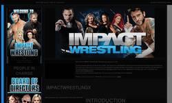 Screenshot of iMPACT Wrestling