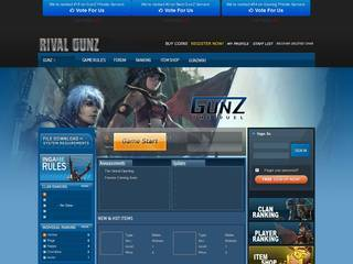 Screenshot of Rival Gunz
