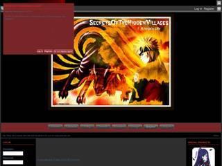 Screenshot of SecretsOfTheHiddenVillages