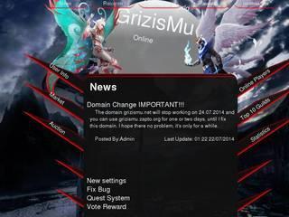 Screenshot of GrizisMu Normal
