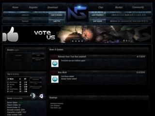 Screenshot of National Gunz