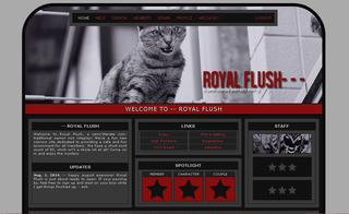 Screenshot of Royal Flush