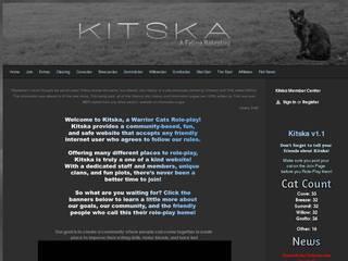 Screenshot of Cat Kitska