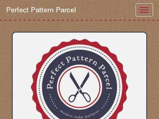Screenshot of Perfect Pattern Parcel