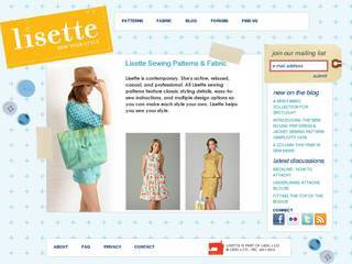 Screenshot of Lisette