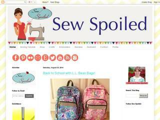 Screenshot of Sew Spoiled