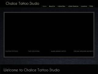 Screenshot of Chalice Tattoo