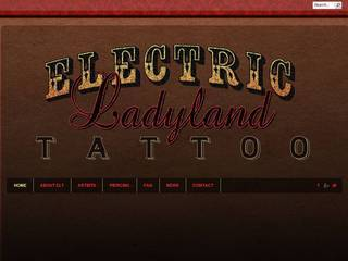 Screenshot of Electric Ladyland Tattoo