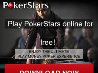 Screenshot of Poker Stars