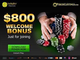 Screenshot of Lucky Ace Poker